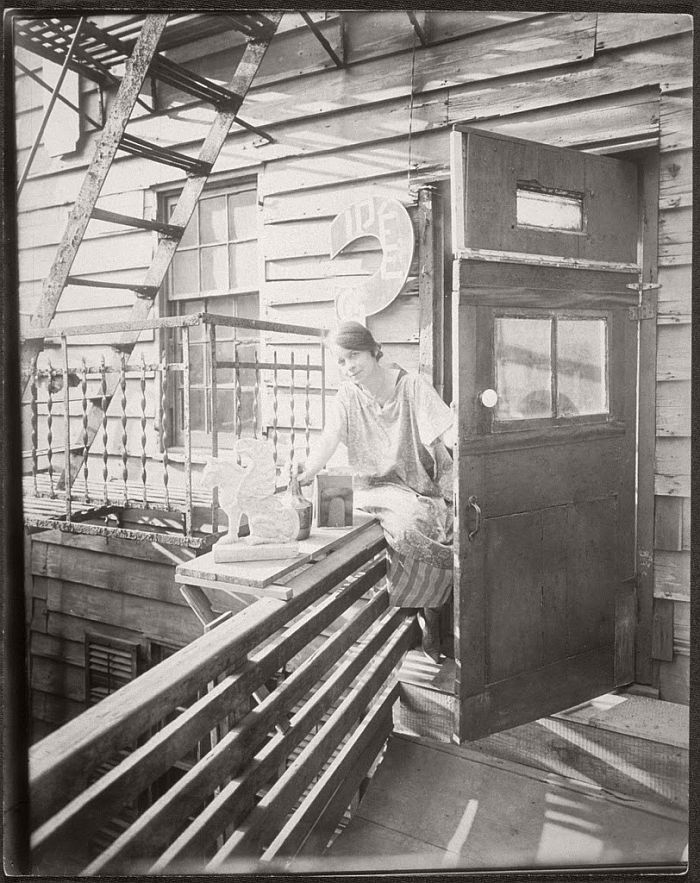 Vintage: New York's Bohemian Greenwich Village (1910s – 1920s) | MONOVISIONS