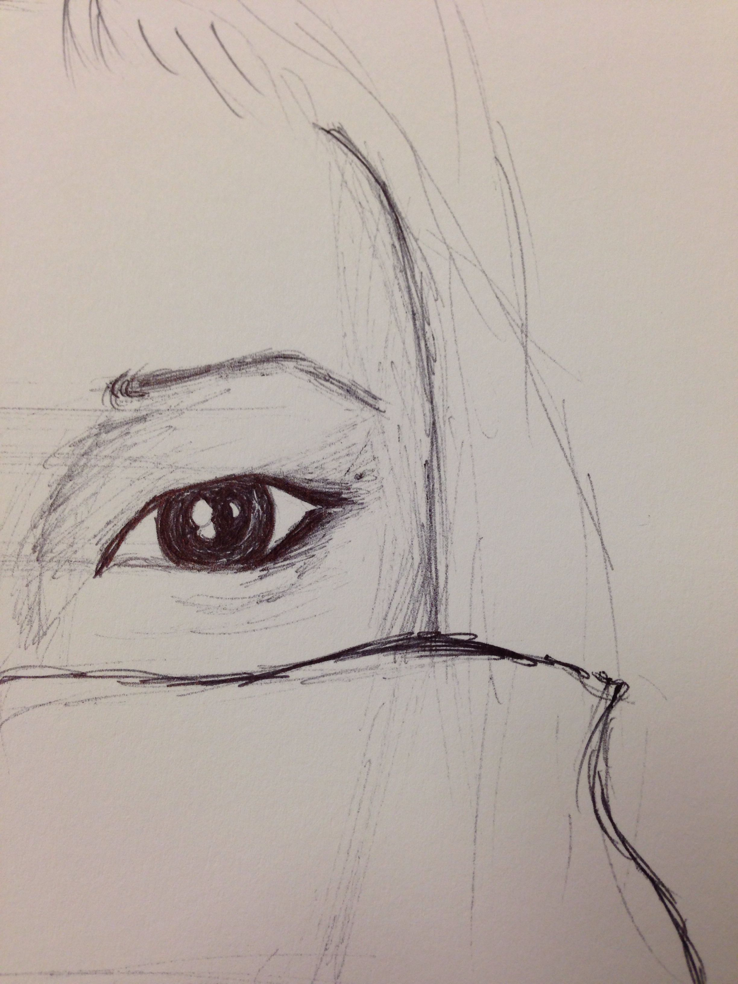 Back to sketching and feeling great! By Farly Creates