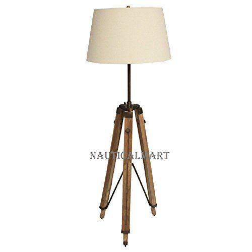 Pin By Jiya Joshi On Tripod Floor Lamp And Search Light S Floor Lamp Floor Lamp With Shelves