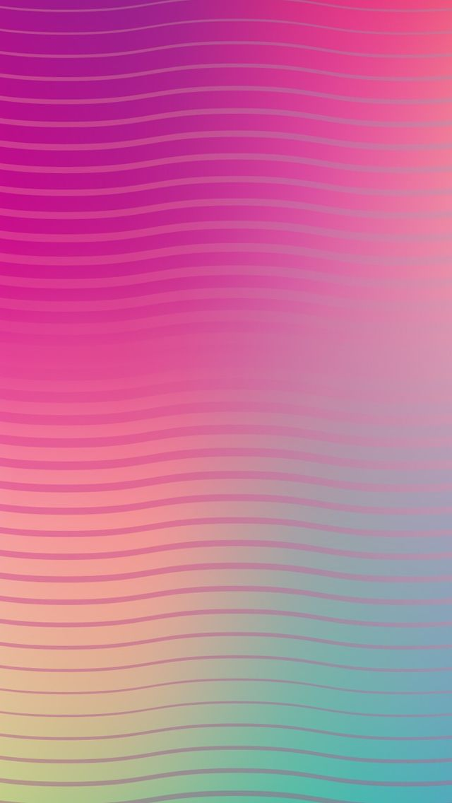 Abstract Pink Wave Background Iphone 5s Wallpaper