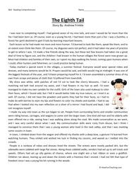 Fourth Grade Reading Comprehension Worksheet - The Eighth Tail ...