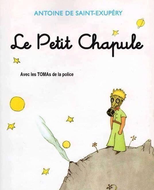 Le Petit Chapule
