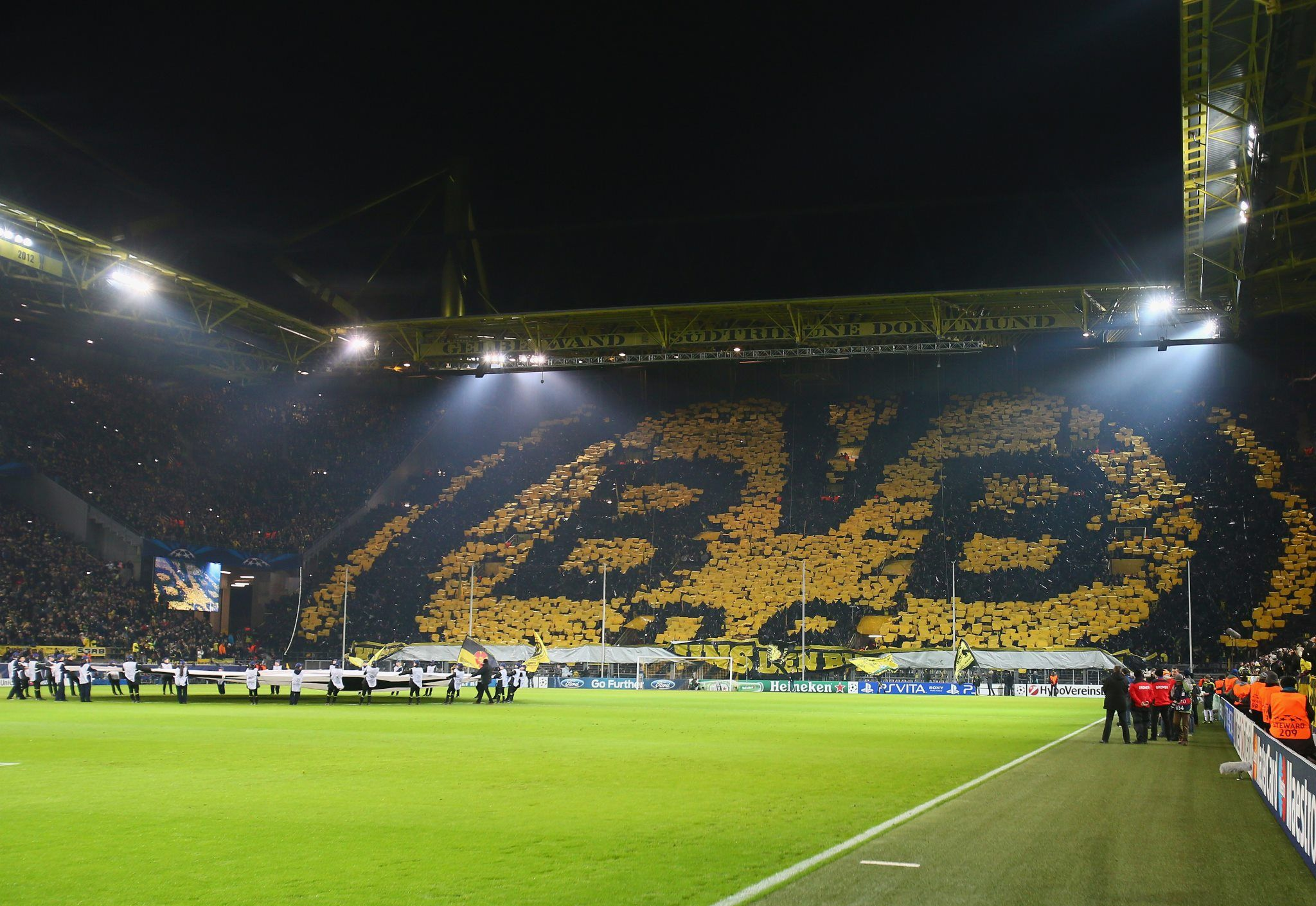 Dortmund Shopping Center Westfalenstadion Borussia Dortmund This Is Where We Play
