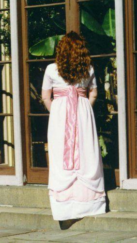 1910s Tea Gown Pattern