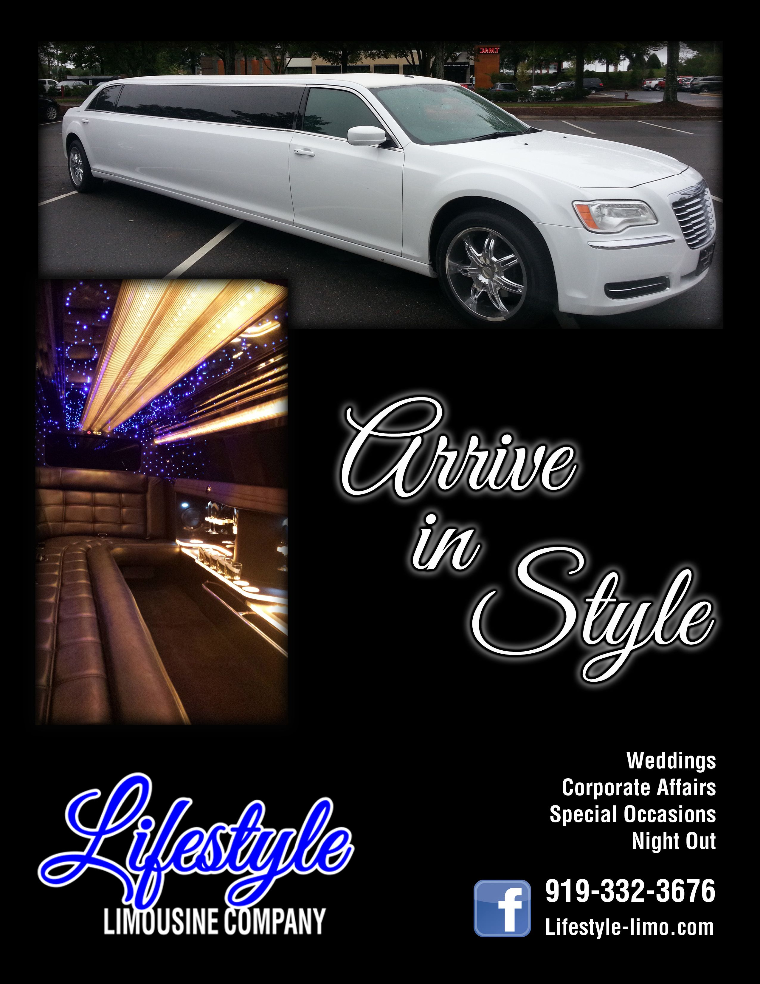 Check Out Our Brand New Chrysler 300 Stretch Limousine She Is A Really Beauty Now Booking Weddings For 2016 Limousine Chic Wedding Chrysler 300
