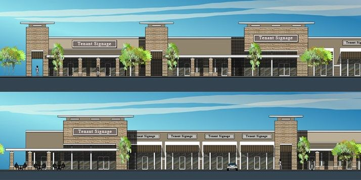 Strip Centers Strip Centers 3 Strip Centers