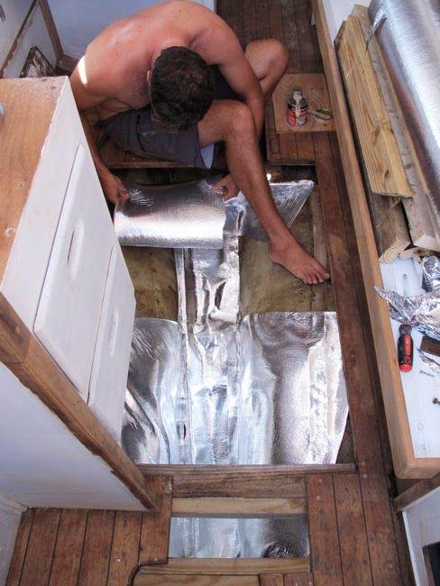 Installing the Flexible Water Tank