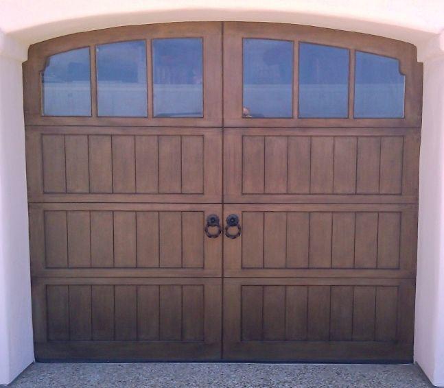 Finishing Custom Wood Garage Doors Archway Garage Doors Custom Wood Garage Doors Garage Doors Wood Garage Doors