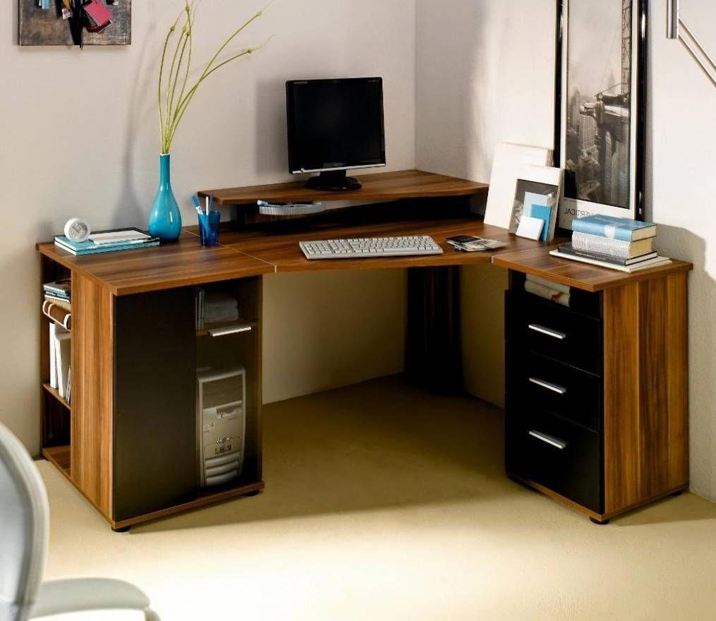15 Stunning Diy Corner Desk Designs To Inspire You Cornerdeskshelfdiy Homeofficecomputerde Home Office Furniture Desk Diy Corner Desk Computer Desks For Home
