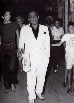 Jacqueline Kennedy Onassis and Aristotle Onassis  - aristoteles-onassis Photo