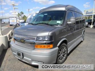 2012 Chevy Conversion Van Explorer