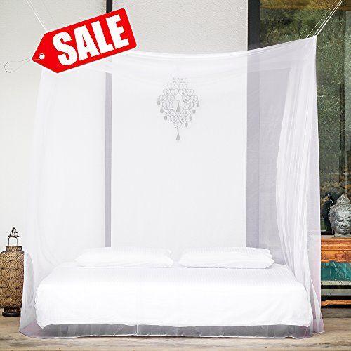 31 Off Even Naturals Mosquito Net Double Bed Rectangular