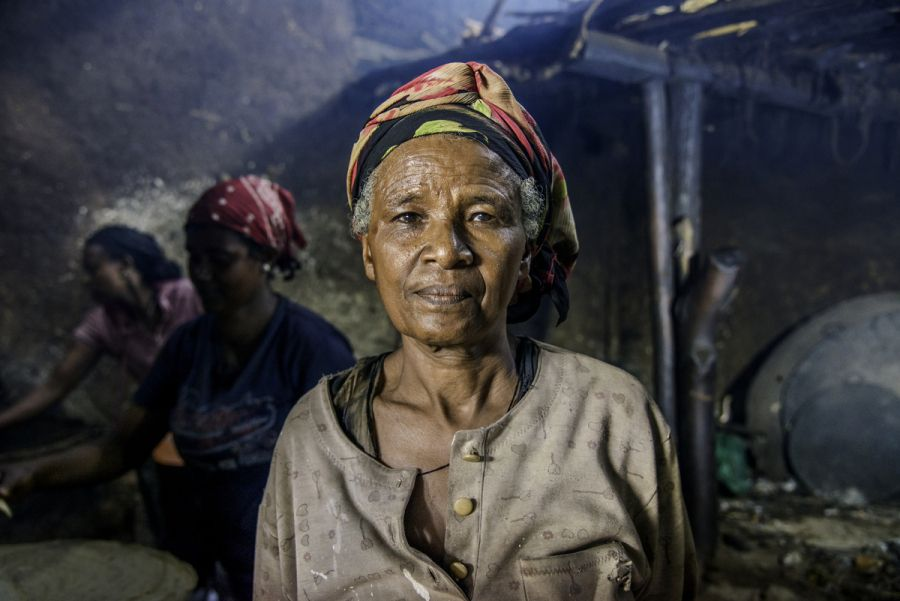 Steve McCurry, Ethiopia