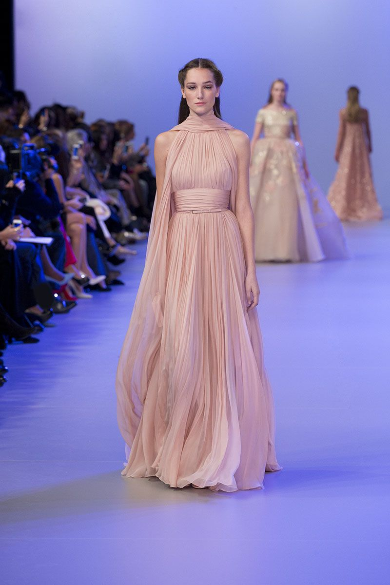 ELIE SAAB Haute Couture Spring-Summer 2014 | Haute Couture ...