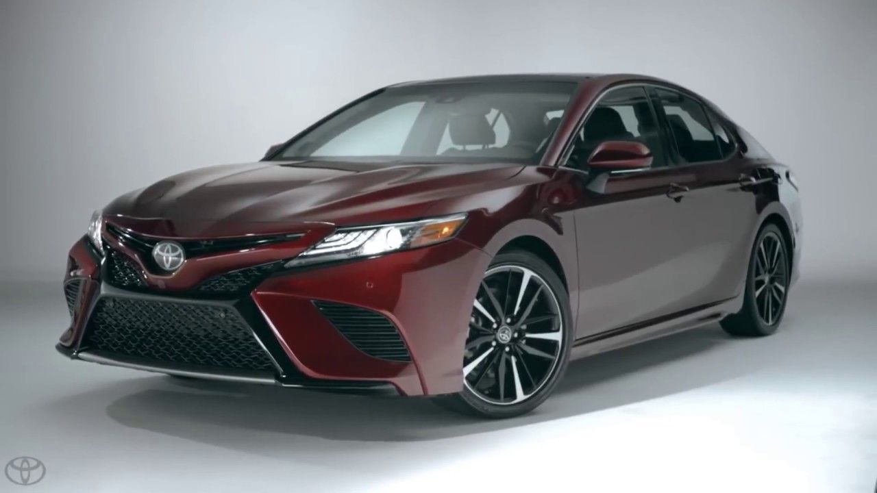 More About 2018 Toyota Camry Feature Changes Toyota