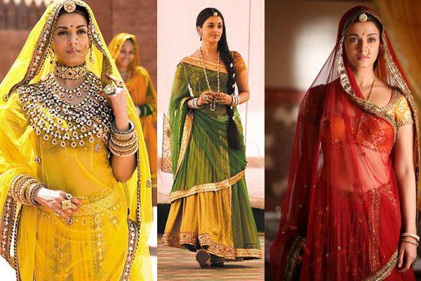 Steal This Look Aishwarya Rai S Classic Mughal Bridal Look In Jodhaa Akbar Bollywood Fashion Fashion Jodhaa Akbar Hrithik roshan & aishwarya rai (promo release). jodhaa akbar bollywood fashion