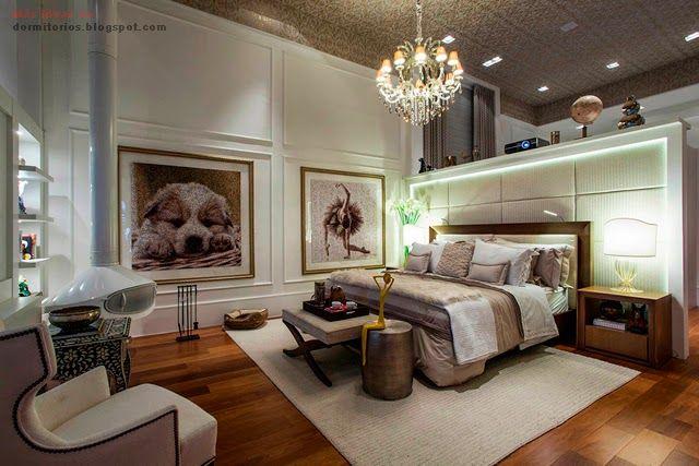 Dormitorios con techos altos casa y dormitorios - Techos altos decoracion ...