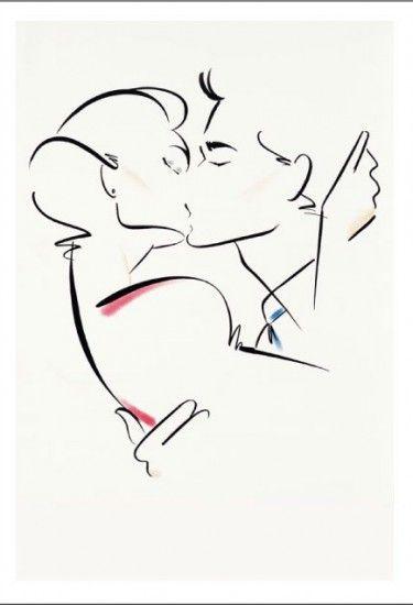 You kiss me like a sunrise. Like a realization. You kiss me like a quiet Eureka.