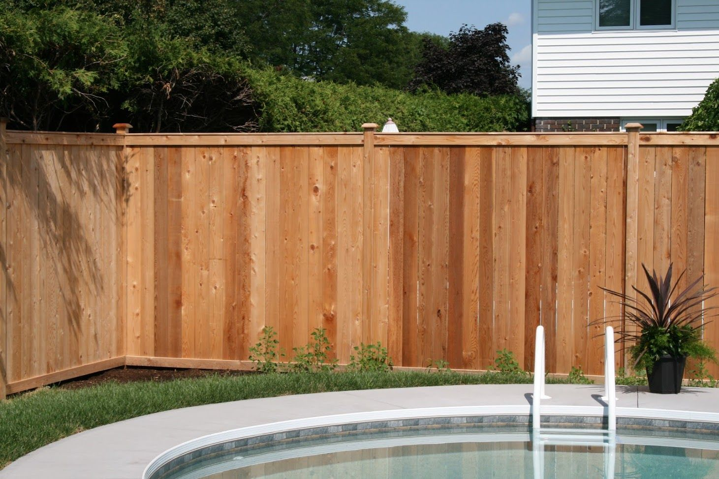 Forest hill wood fence fence all wood fences pinterest forest hill wood fence fence all baanklon Images