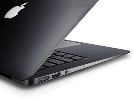 Here S What A Black Macbook Air Looks Like Images Redmond Pie Macbook Air Macbook Macbook Pro