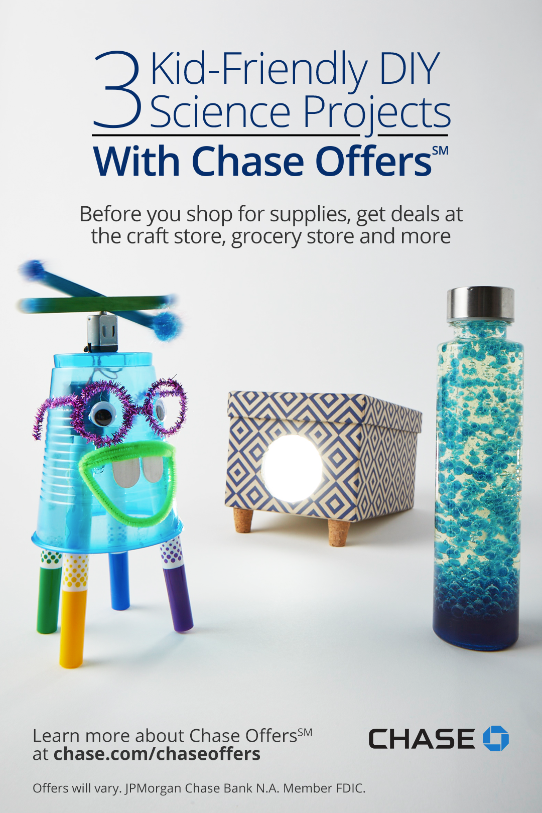 Activate Chase Offers℠ online or in the Chase Mobile® app