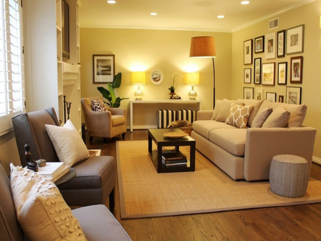 25 Best Color Harmony Ideas For Living Room Looks More Comfortable ...