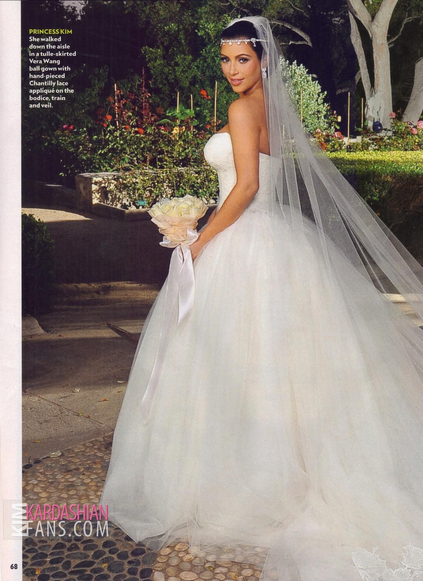 Kim Kardashian Wedding - 2 | A Little Bit of Everything ...