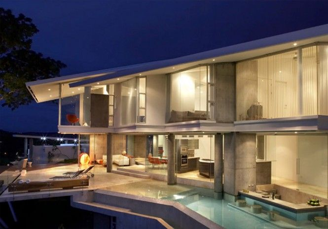 Picture#47 Victor Canasu0027 Costa Rican Getaway House (With images)  Dream