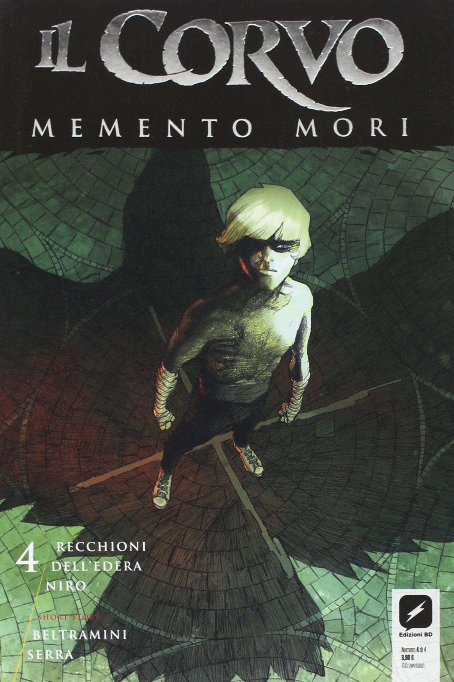 Risultati immagini per il corvo memento mori 4 Memento