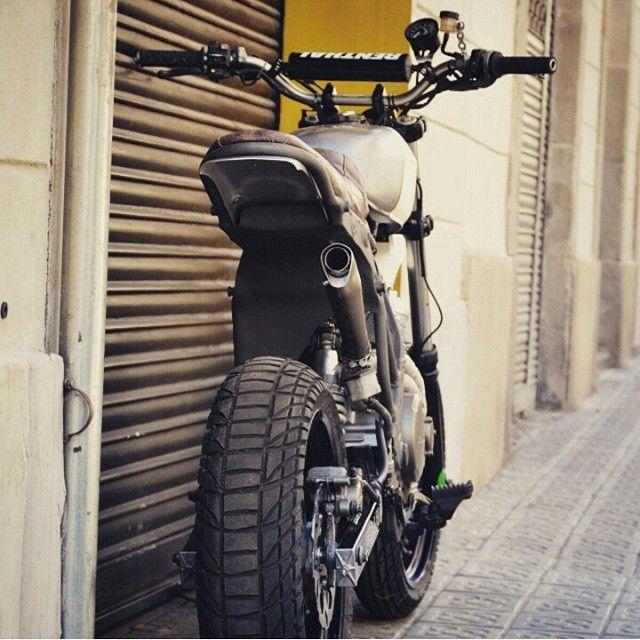 R Scrambler - lemoncustommotorcycles: Built by...