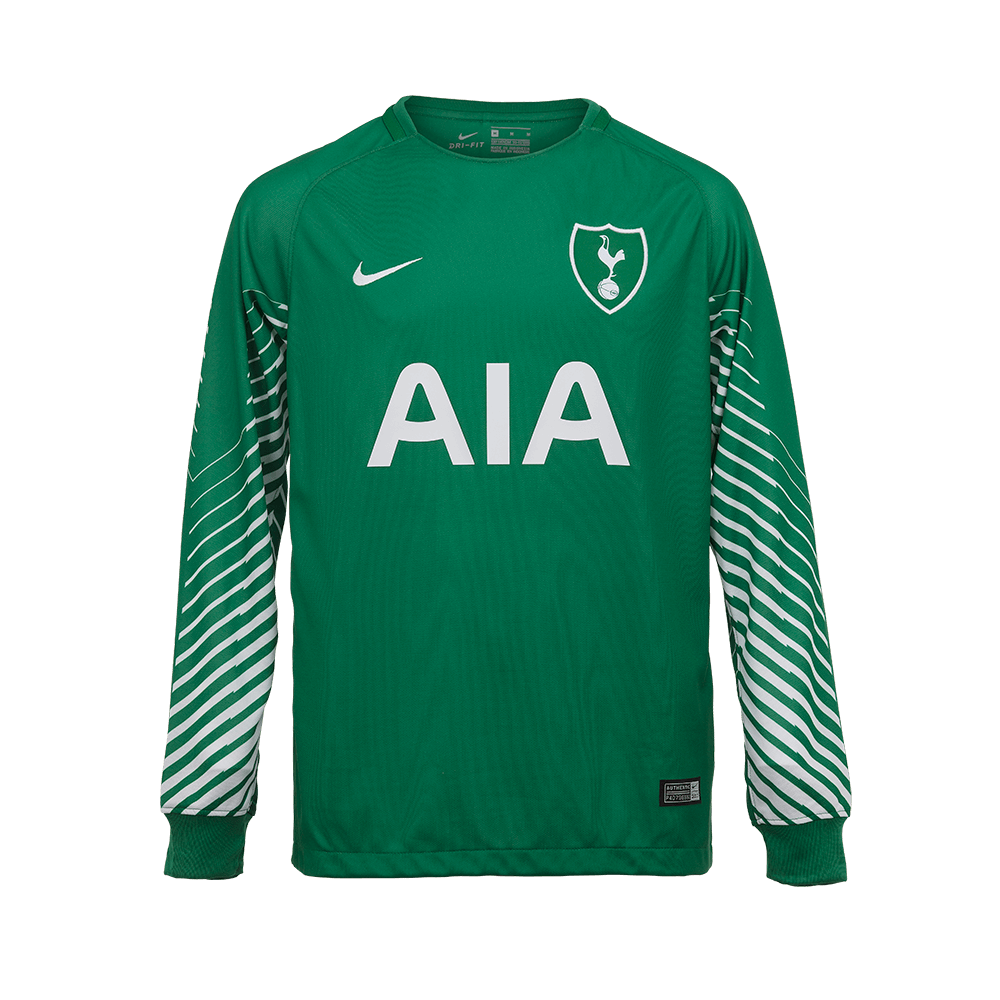 Spurs Youth Away Goalkeeper Shirt 2017 X2f 2018 Official Spurs Shop Goalkeeper Shirts Spurs Shop Long Sleeve Tshirt Men