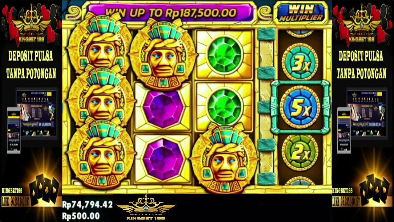 Pin Di Judi Slot Online Bonus Jackpot Terbesar