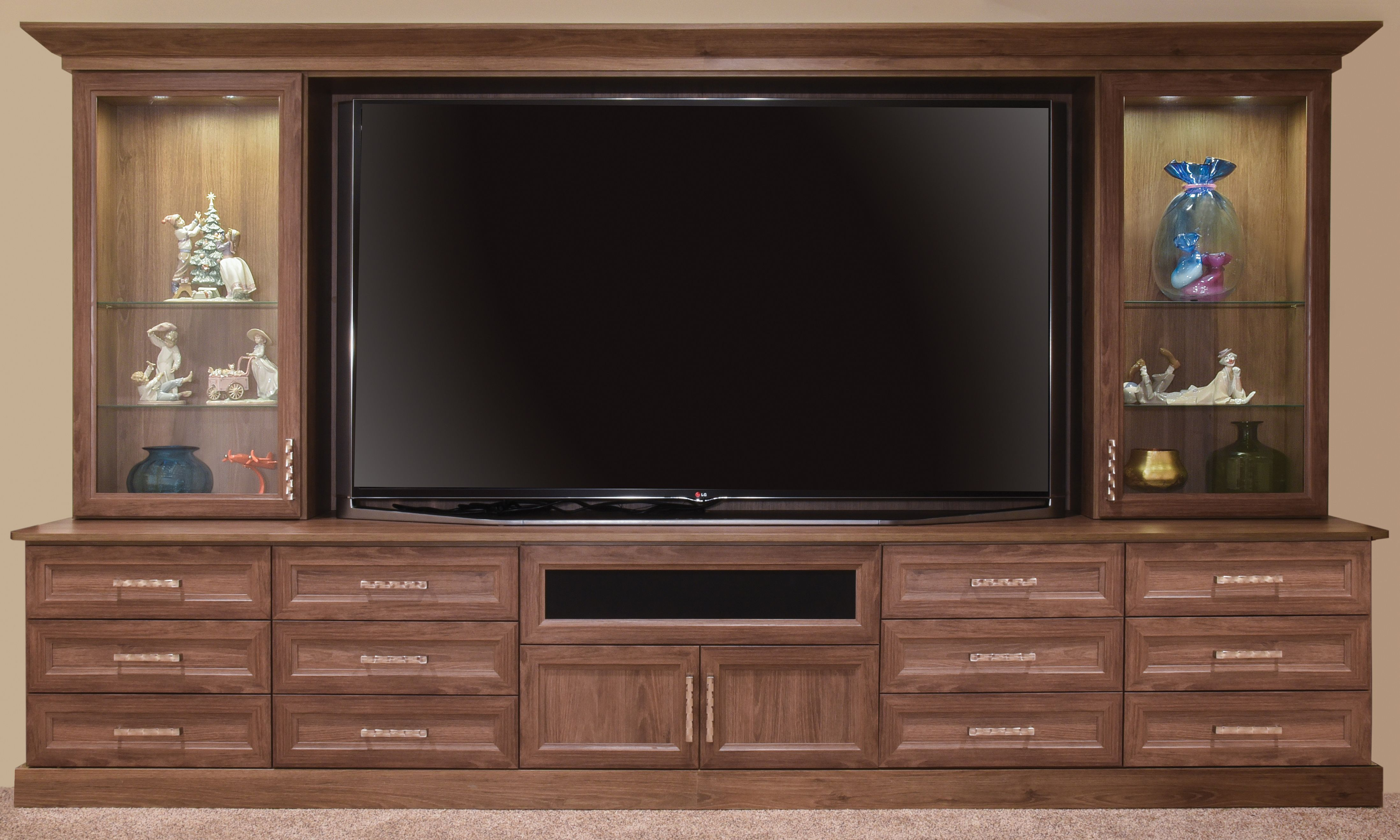 Entertainment center model of ours beautifully designed for those