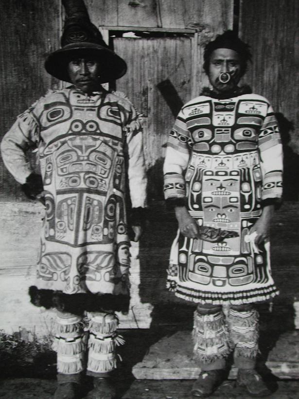 ハイダ族・インディアン | Photo...