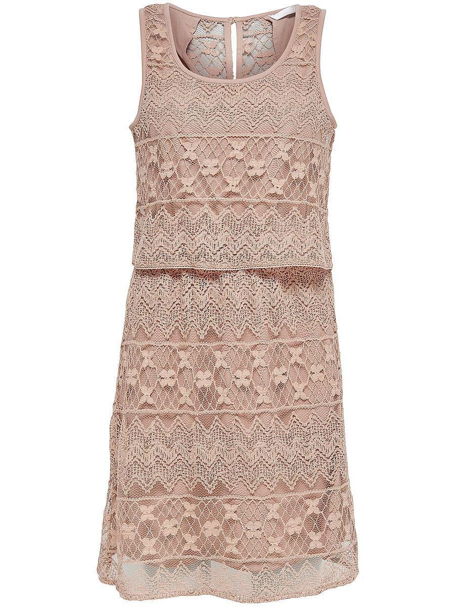 Only Spitze Kleid ohne Ärmel online kaufen  OTTO  Modestil