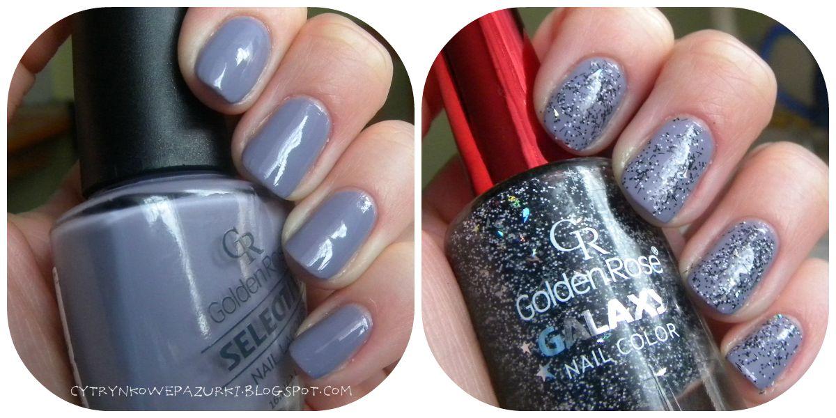Golden Rose Selective 70 i Galaxy 29 #nails #nailpolish