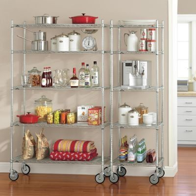 Metro Commercial Kitchen Shelving Systems