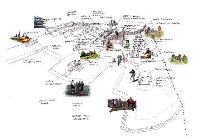 Lang Architecture – EDGE pavilion