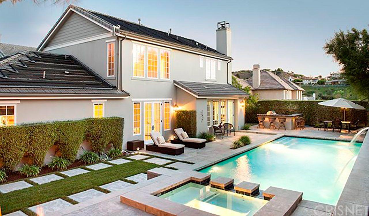 Kris Jenner S Rob Kardashian A 2 3 Million House See The Pics