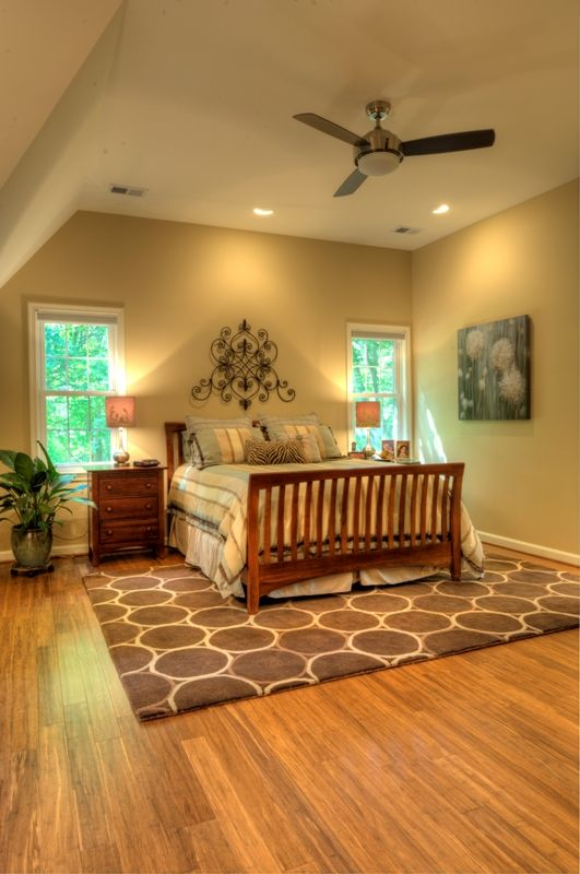 Stylish Master Bedrooms, Home