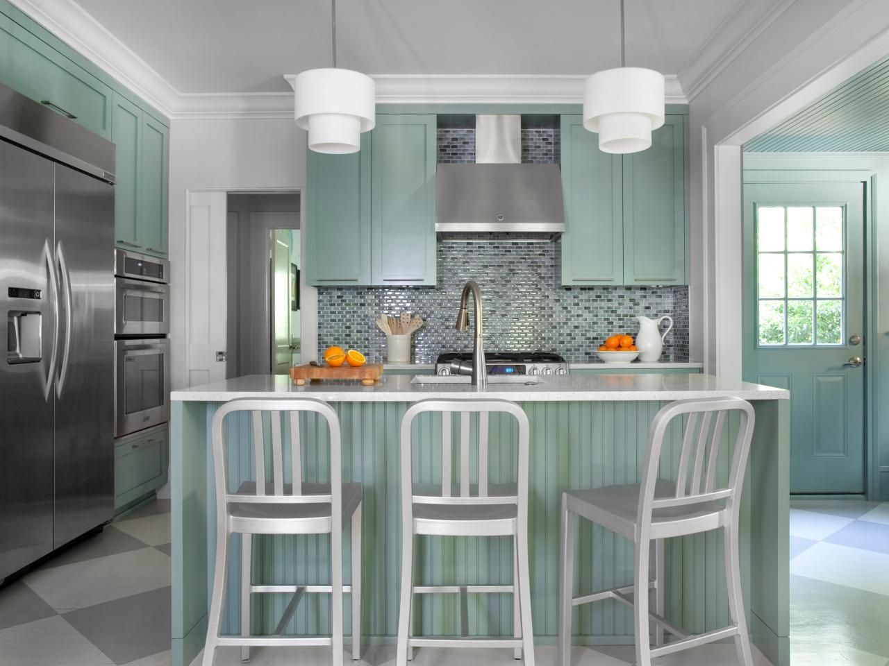 Wall Colors For Kitchens With Gray Cabinets   http://sinhvienthienan ...