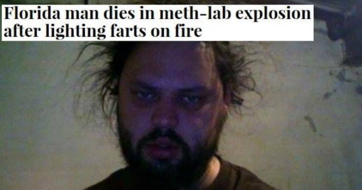 Wtf Things Done By Florida Man And Woman Funny News Articles