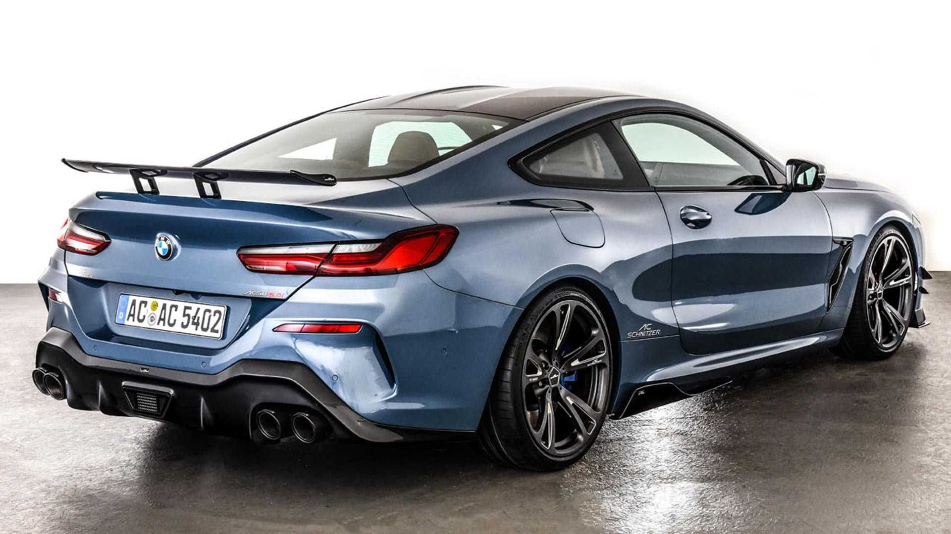 Bmw 8 Series By Ac Schnitzer Motor1 Com Photos With Images