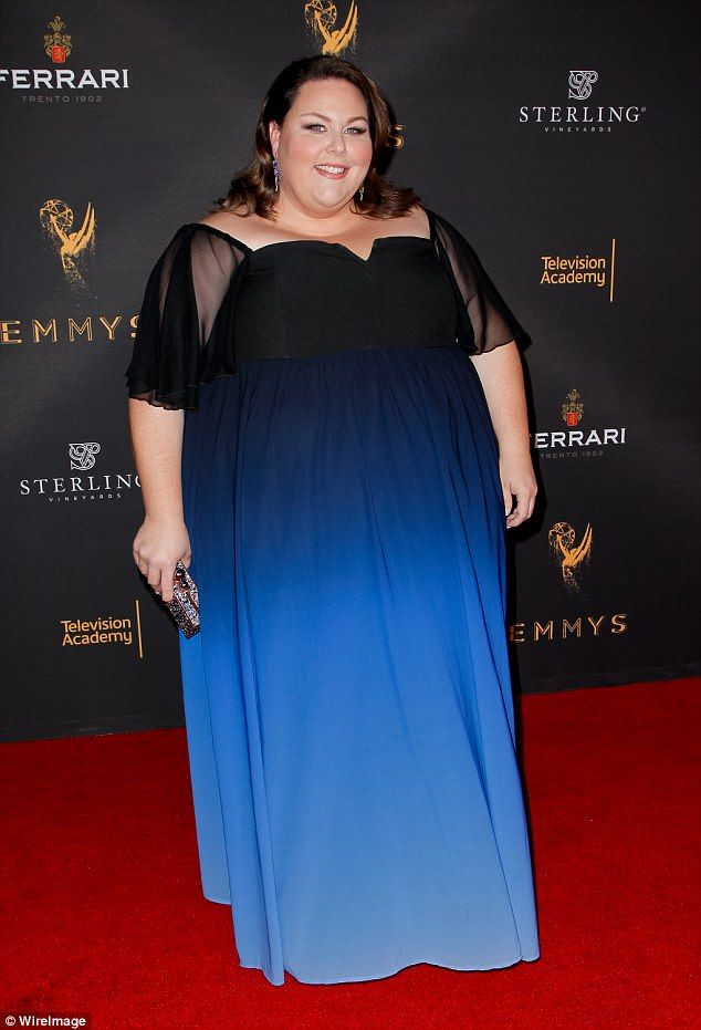 9eb3c6886a4 This Is Us creator confirms Chrissy Metz has no weight loss target