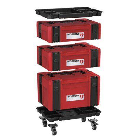 site réputé 5f7bb ce5a9 Kit Systembox empilable, boîtes à outils électroportatifs ...