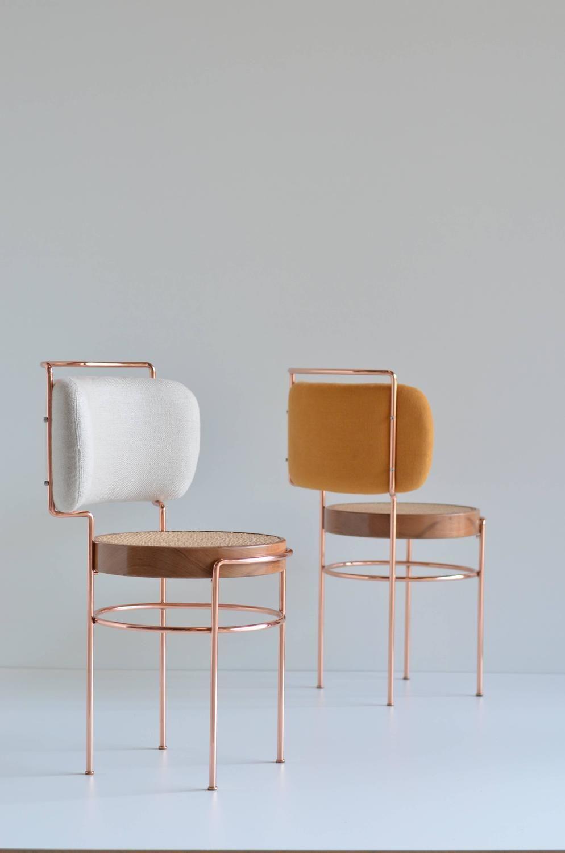 Brazilian IAI Chair by Gustavo Bittencourt, Brazil