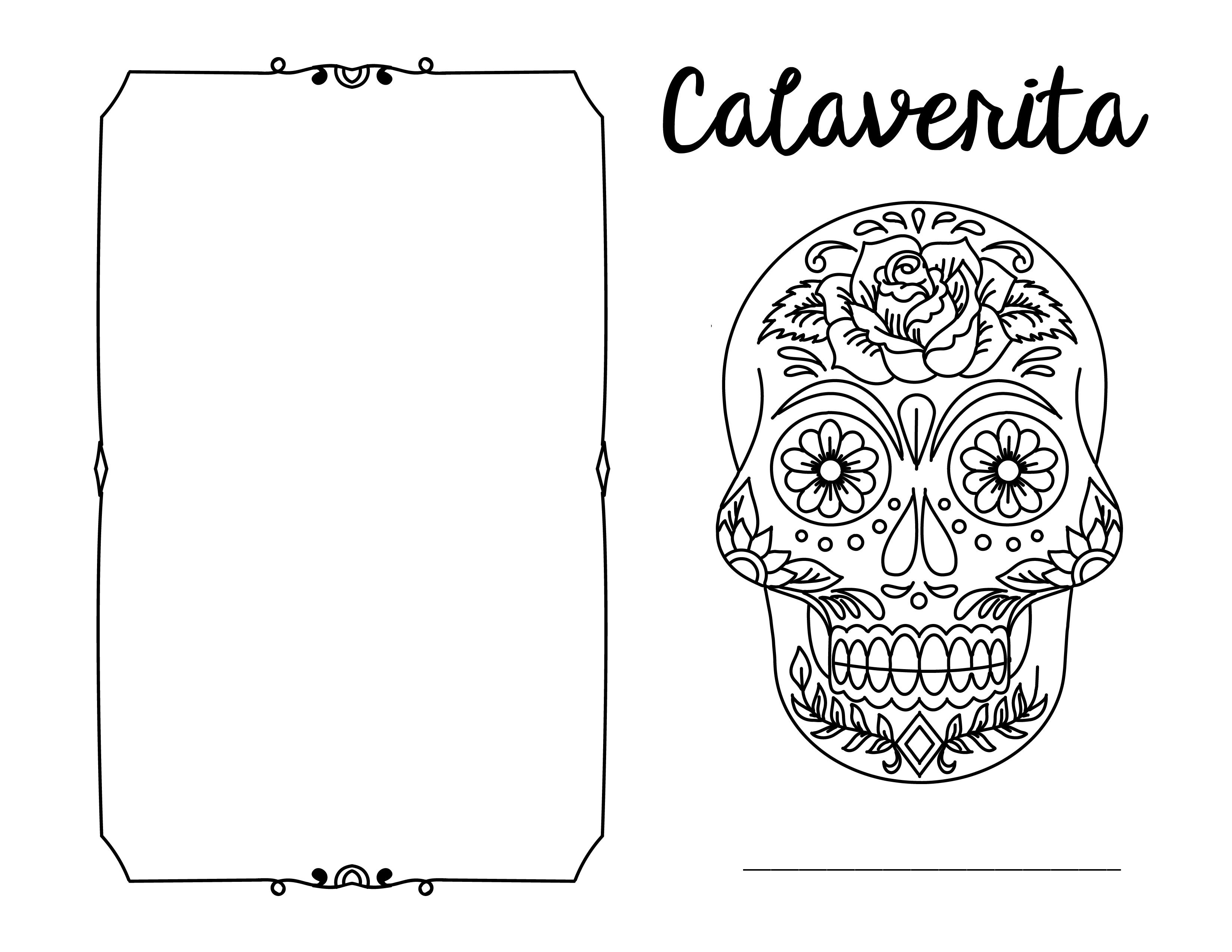 Image Result For Calaveritas Literarias Calaveras Literarias Calaveras Literarias Para Ninos Calaveras