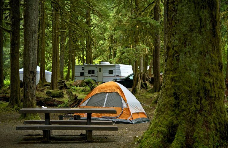 The 10 Coolest Camping Destinations in the United States ...