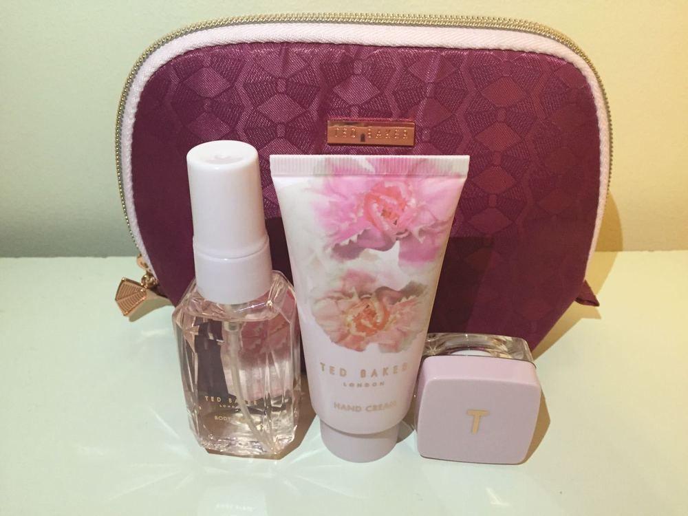 633081540fac NEW Ted Baker Little   Lovely Bag Body Spray Hand Cream Lip Balm Christmas  Gift
