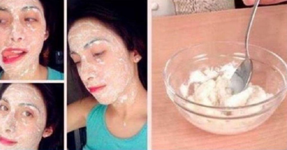 Cuide da pele sem gastar muito: esta mistura de 2 ingredientes elimina acne, manchas e rugas